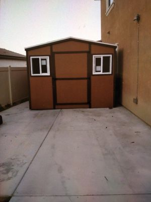 Shed for Sale in Colton, CA