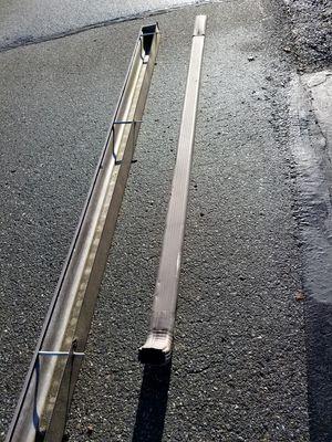 24' aluminum gutter for Sale in Everett, WA