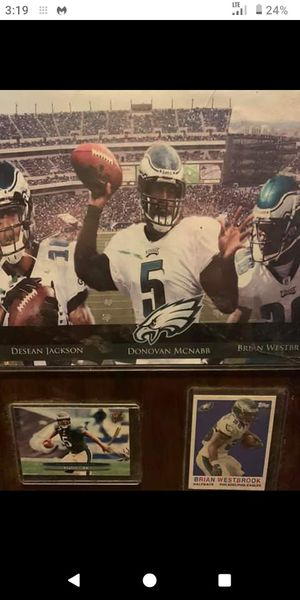 Eagles wall piece for Sale in York, PA