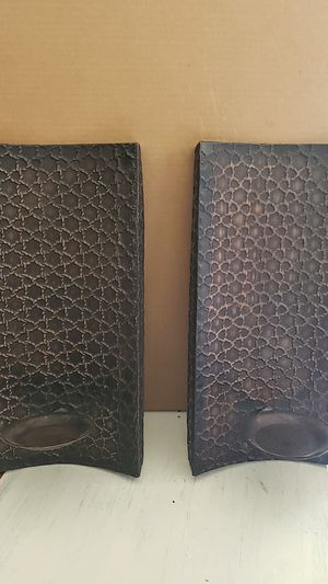 2 candle holders for Sale in New Braunfels, TX