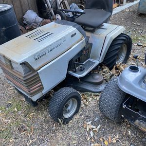 Craftsman Riding Lawn Mower for Sale in Fontana, CA