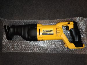DeWalt 20v Reciprocating Saw (Sawzall) - Bare Tool for Sale in Phoenix, AZ