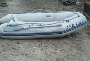 Inflatable dinghy boat for Sale in Felton, DE