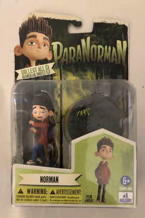 ParaNorman Norman Babcock with Hand new for Sale in Chandler, AZ