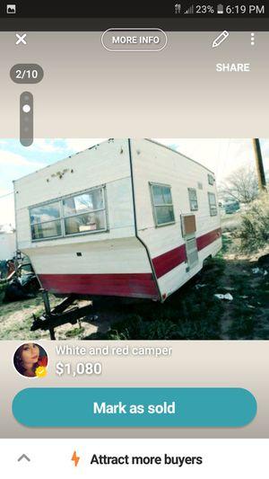 Camper for Sale in Albuquerque, NM
