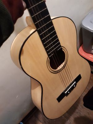 Acoustic Guitar from Mexico for Sale in Chicago, IL