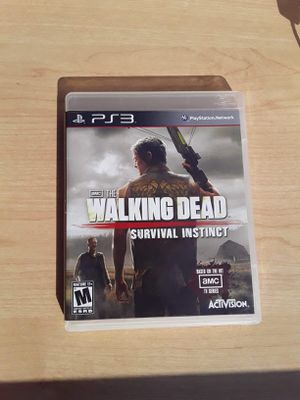 The walking dead PS3 for Sale in Manor, TX