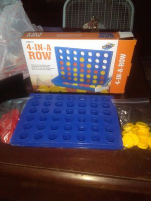 Connect four brand new game for Sale in Knoxville, TN
