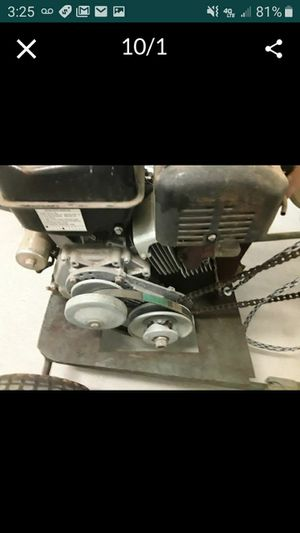 Predator 13hp Motor with Torque Converter for Sale in San Antonio, TX