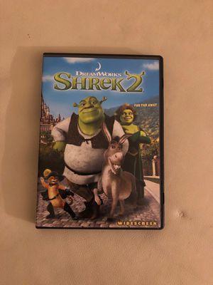 Shrek 2 (DVD) for Sale in Diamond Bar, CA