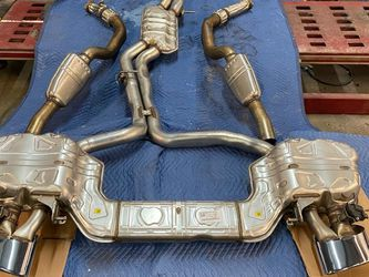 2021 AUDI RS6 AVANT OEM EXHAUST ASSYMBELY.. for Sale in Boca Raton,  FL