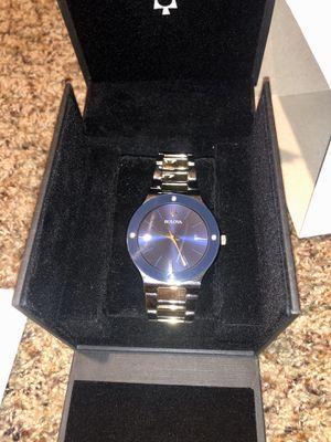 Bulova Diamond Dial Men's luxury Watch for Sale in Broadview Heights, OH
