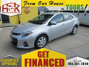 2016 Toyota Corolla for Sale in Manassas, VA