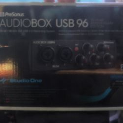 Audiobox USB 96 25 year anniversary edition for Sale in McKeesport,  PA