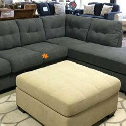New SECTIONAL RAF LAF OPTION 👉SAME DAY DELIVERY for Sale in Arlington,  VA