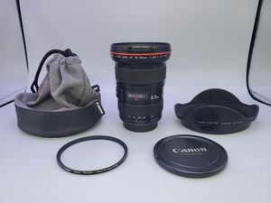 Canon ef 16-35mm 2.8L II USM (READ!!!) for Sale in Glendale Heights, IL