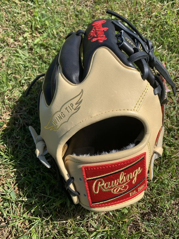 "NWT Rawlings Pro Preferred Wingtip 11.5"" Baseball Glove"