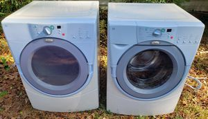 Front Load Whirlpool Duet Washer and Dryer for Sale in Norfolk, VA