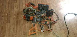 RIDGID for Sale in Hamptonville, NC