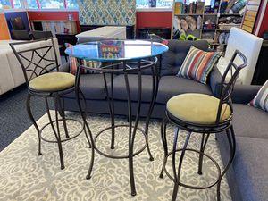 New 3 Piece Pub Table Set for Sale in Virginia Beach, VA