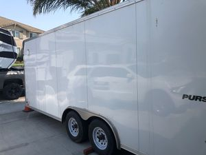 Pace enclosed cargo trailer 8.5x20 for Sale in Corona, CA