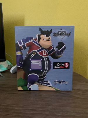 Pete collector figurine of kingdom hearts for Sale in Tampa, FL