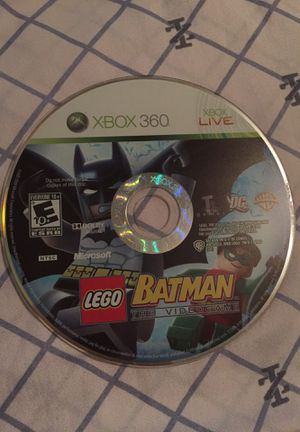 LEGO Batman The Video Game for the Xbox 360 for Sale in Houston, TX