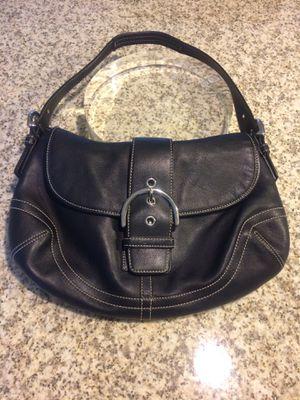 New in box Coach black leather purse for Sale in Vista, CA
