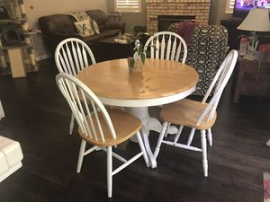 Kitchen table with chairs for Sale in San Ramon, CA