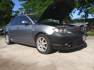 05 Mazda 3 parts for Sale in Kirby, TX