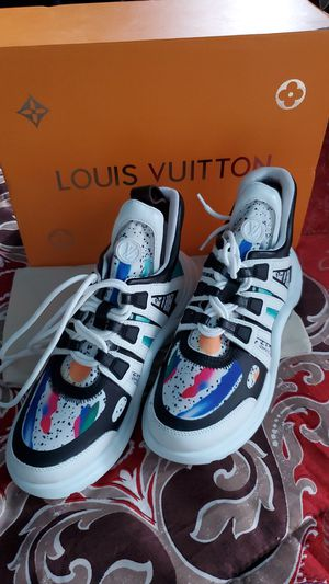 Louis Vuitton women sneakers for Sale in Gaithersburg, MD