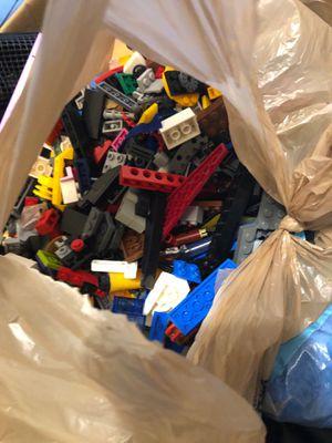 Bag full of legos for Sale in Decatur, GA