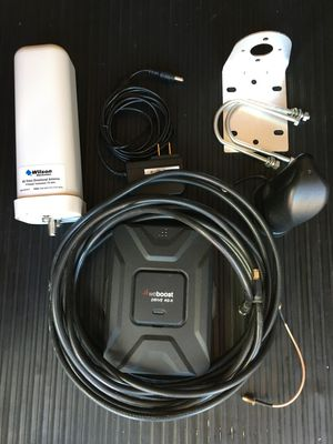 weBoost Drive 4G-X RV Cell Phone Signal Booster for Your RV or Motorhome for Sale in Valley Center, CA