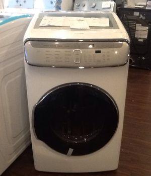 New open box Samsung 7.5 Cu. Ft. Flexdry Gas Dryer for Sale in Downey, CA
