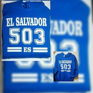 Sueter el salvador 503 es for Sale in Los Angeles, CA