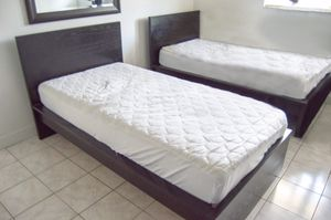 Black Brown Twin Bed Sets for Sale in Boca Raton, FL