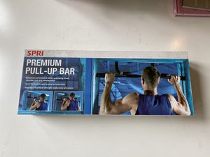 SPRI Premium Padded Iron Gym Door Mount Pull Up Bar NEW Sealed Box FAST SHIP! for Sale in Bellevue, WA