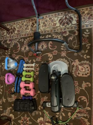 Gym equipment $80 exercise for Sale in Dallas, TX