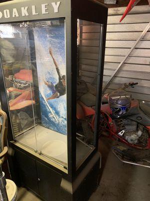 Oakley cabinet full size for Sale in Fresno, CA