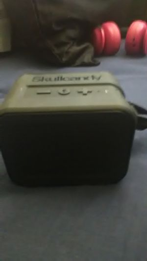 SKULLCANDY MODEL S7PCW BLUETOOTH SPEAKER for Sale in Richland, WA