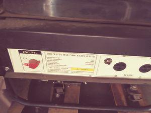4000 watts generator for Sale in Glendale, AZ