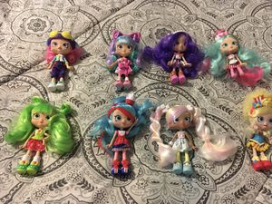 "Shopkins Shoppies Dolls, 8.5"" tall for Sale in Acampo, CA"