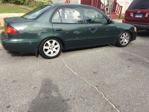 2001 Toyota Corolla for Sale in Waterbury, CT