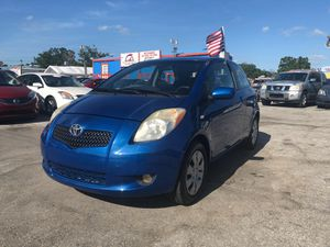 Toyota Yaris 2008 only 3200!!! Clean title no mechanic problem for Sale in Orlando, FL