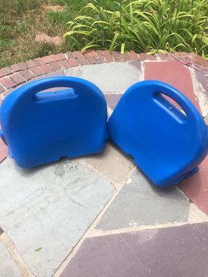 Paddle boat seats for Sale in Thompson, CT