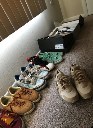 Bunch of shoes. Sz 9 for Sale in Pinellas Park, FL