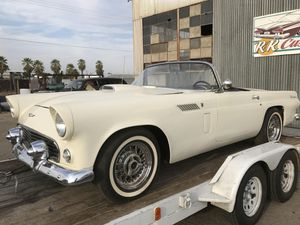 1956 Ford Thunderbird for Sale in Fresno, CA