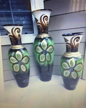 Flower Vases! for Sale in Austin, TX