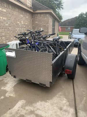UTILITY TRAILER $650 OBO for Sale in Houston, TX