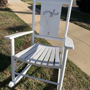Wooden Rocking Chair( Romantic Valentine's Day Gift 💝)$100/2 Pieces for Sale in East Los Angeles, CA
